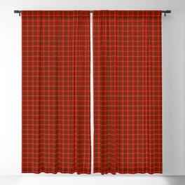 Bruce Tartan Plaid Blackout Curtain