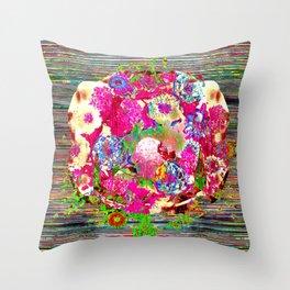 Rare Earth Throw Pillow