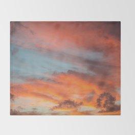 SIMPLY SKY Throw Blanket