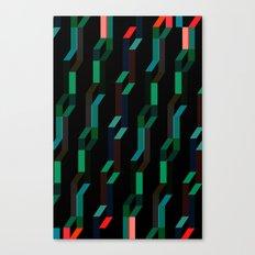 Serpentinas Canvas Print