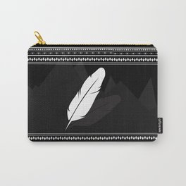 Tapiz Andino Black Carry-All Pouch