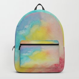 Flowing (water) Color Backpack