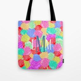 Lilli Monogram Tote Bag