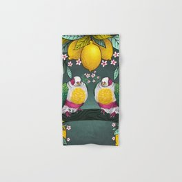 Yellow Headed Fruit Dove Hand & Bath Towel