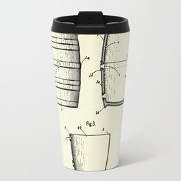 Keg or Barrel-1898 Travel Mug