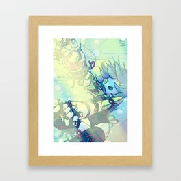 Decompiling Framed Art Print