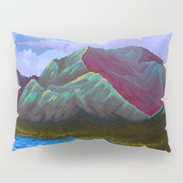 Mountain v2 Pillow Sham