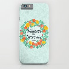 Floral Wildness Slim Case iPhone 6s