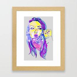 Kandee Johnson Framed Art Print