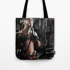 Merc-ing aint easy Tote Bag