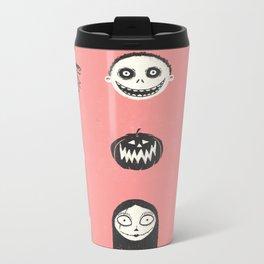 This is Halloween Metal Travel Mug