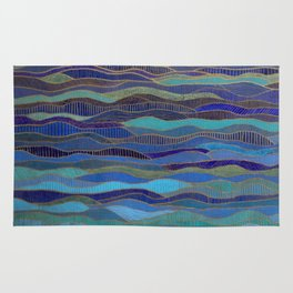 In Calm Waters Rug