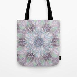 Lavender swirl pattern Tote Bag