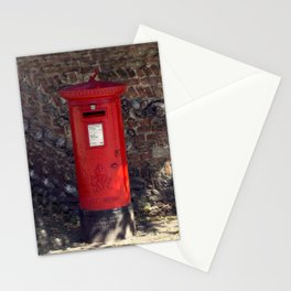 The Post Box Stationery Cards