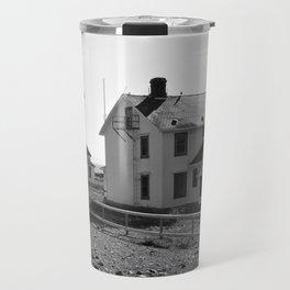 Point Wilson Lighthouse Pacific Northwest Travel Mug