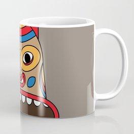 hawaiian tiki Coffee Mug