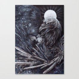 Birth of the Star Canvas Print