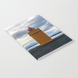 Lighthouse at the Point Notebook