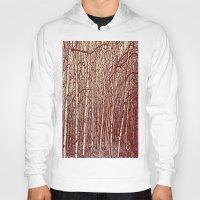 birch Hoodies featuring Birch by Indigo Rayz
