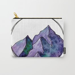Purple Mountain Dreams Carry-All Pouch