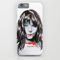 Bjork Portrait iPhone 6s Slim Case