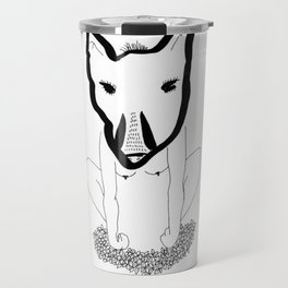 Wild woman Travel Mug
