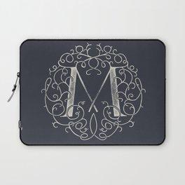 """M""ONOGRAM Laptop Sleeve"