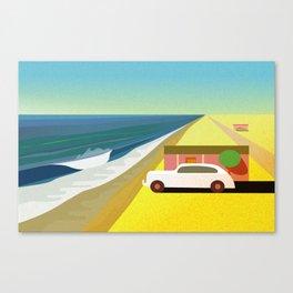 Mexican Honeymoon Canvas Print