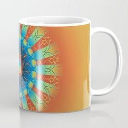 Earth Angel Mandala Coffee Mug