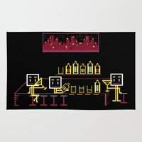 bar Area & Throw Rugs featuring Bar by Ornaart