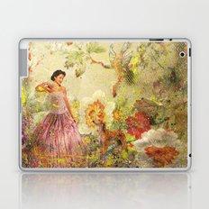 dreaming backward Laptop & iPad Skin