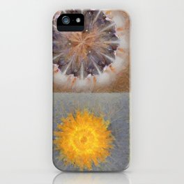 Sarcophagi Woof Flowers  ID:16165-112239-34720 iPhone Case
