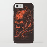 vader iPhone & iPod Cases featuring VADER by nicebleed