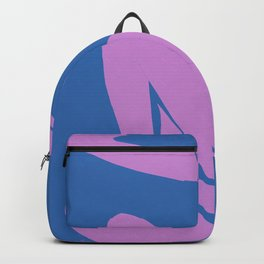 The Blue Nude in Wine by Henri Matisse Backpack