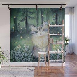 Trust Cat Wall Mural