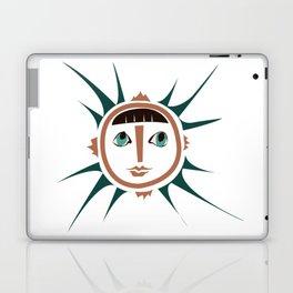 Elments-Fire/Sun Laptop & iPad Skin