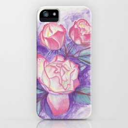 Roses (2016) iPhone Case