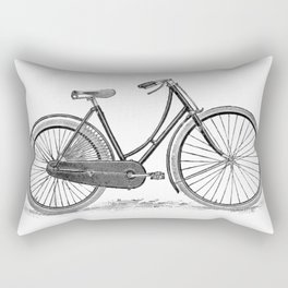 Bicycle 2 Rectangular Pillow