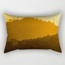 Favelas in Rio Rectangular Pillow