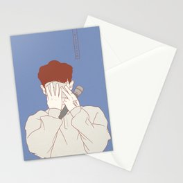 Chanyeol1 Stationery Cards