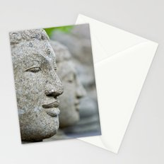 An echo of here and now Stationery Cards
