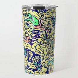 Kamasutra LOVE - Piss Yellow Travel Mug