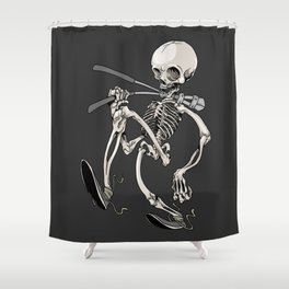 ALL CITY Shower Curtain