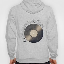 Vinyl Music Collection Hoody