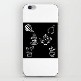 Whimsical Themed Illustration iPhone Skin