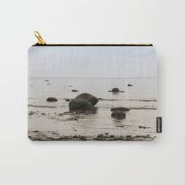 Stones in the water. Carry-All Pouch