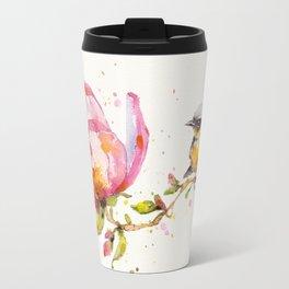 Magnolia & Buddy Travel Mug