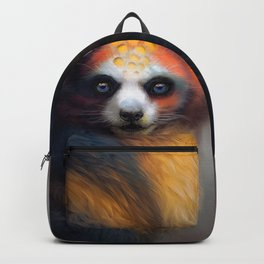 Exotic Fox Backpack