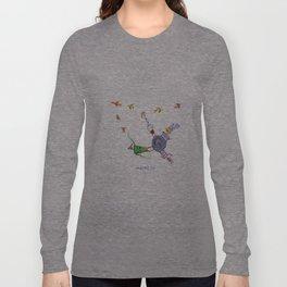 Fantastic World Long Sleeve T-shirt