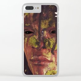 The Tree Spirit 2 Clear iPhone Case